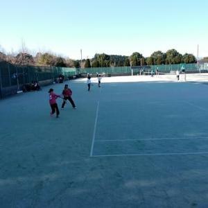 ソフトテニス ニューイヤーカップ中学の部