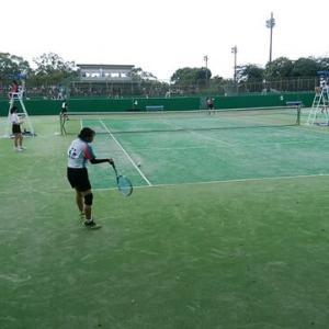 2021年度静岡市中学校総合体育大会(中体連)女子ソフトテニス個人戦