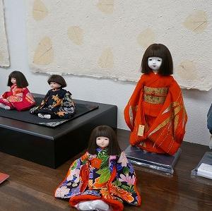 工房朋の人形展
