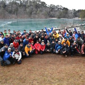 2月15、16日 第8回 C-style わかさぎ釣り 王者決定戦 in 松原湖大会  後編