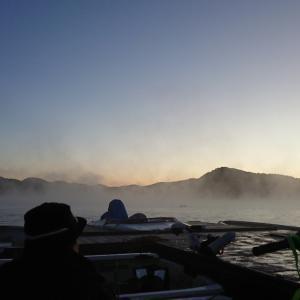 11月24日 入鹿池 釣行(お久しぶり)