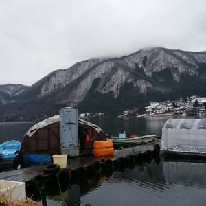 12月22日 木崎湖 釣行
