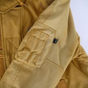ジャケット日焼けの色修正