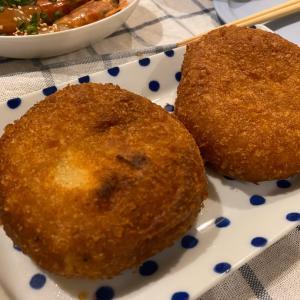 コロッケパン、味噌チゲ…