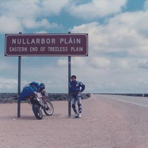 旅の思い出 Nullarbor Plain