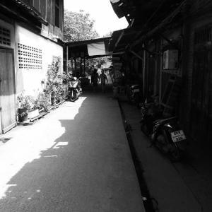 バンコク路地散歩 #34