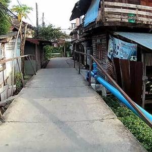 バンコク路地散歩 #36