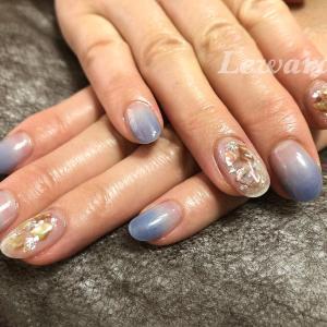 紫陽花カラー☆