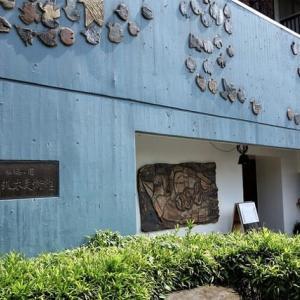 大霧山と原爆の図・丸木美術館(2)