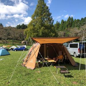 キャンプ記録。