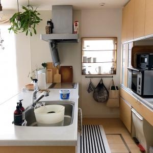 オキシクリーンでキッチンの大掃除