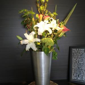 今週のお花と使命