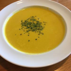 簡単かぼちゃスープの作り方