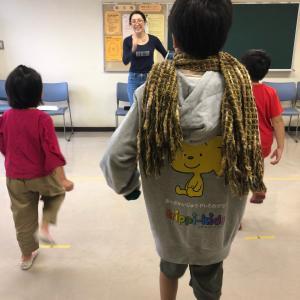 キッズミュージカルイベントを豊島理恵さんが先生となり開催!