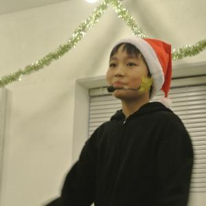 【赤鼻のトナカイ】【動画】クリスマス、もうすぐだね。良かったら、おうちでダンスをしてみてね。