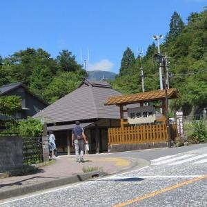 箱根にお泊り(3)傳兵衛蕎麦、芦ノ湖