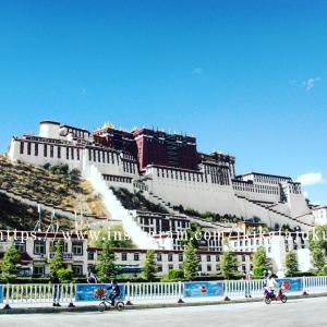 チベット人のルーツ?!、雄猿と羅刹女、観世音菩薩の化身
