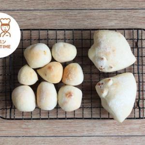 9月のおうちパン講座♡月見だんごパン&うさぎパン