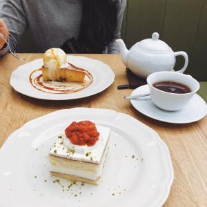 香港一美味しいショートケーキと今もらえる利是封(お年玉袋)がかわいくて嬉しすぎる♡