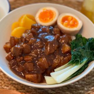 台湾人直伝!魯肉飯レシピ公開!煮込むだけ簡単おうちで本場の味