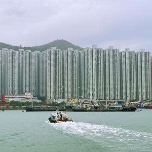 香港人て超自由!だから香港が好き!と思った本日のハイキング。