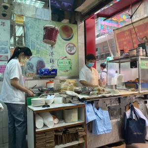 24時間営業って最強!「上海香港麵家 」で毎回食べちゃうもの!