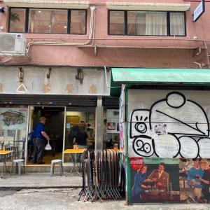 あの茶餐廳が復活!香港で1番好きな奶茶と名物炒飯『徳如茶餐廳』