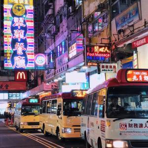 香港人夫よ、何を目指してるんだ!迷走発言とコロナ後の楽しみ。