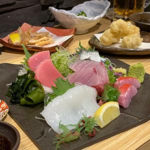 高コスパ!旬の海鮮と一品料理が美味しい居酒屋「旬鮮海宝」銅羅湾