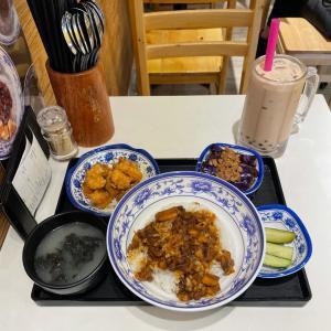 魯肉飯が100点!絶品台湾食堂「小麻吉滷肉飯」旺角