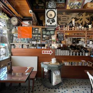 完璧に香港レトロでかわいい!ザ・喫茶店で世界一高いコーヒー?!