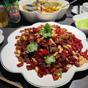 香港人に大人気!OpenRiceで高評価な尖沙咀の四川料理屋。