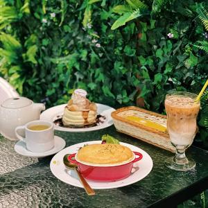 限定メニューも!ふわふわパンケーキの「PANde PAIN」香港2号店が觀塘apmにオープン!