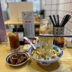 やみつき!もっちもち刀削麺と麻辣東坡肉が美味すぎる店。