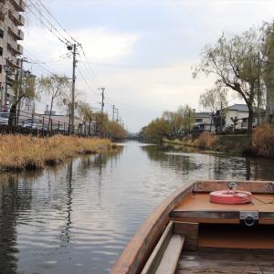 福岡県 柳川の川下り バスはいるのか?