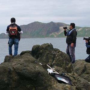 礼文島の釣り取材で協力した本が発行されました