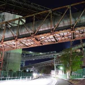 岩手(その2)大船渡市の工場夜景
