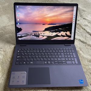 新ノートパソコン導入 DELL Vostro Notebook 3500Core i5
