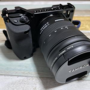 タムロン 11-20mm F2.8 Di III-A RXD (Model B060)買うたった