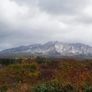 稚内では平地で初雪 利尻も体感気温は-5℃