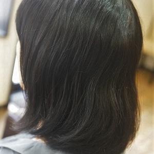 縮毛矯正でお手入れしやすい、夏のショートヘアに。