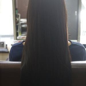 2回目のヘアドネーションで過ごしやすい夏ヘアに。