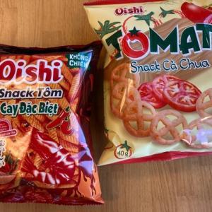 Oishi(おいしい)スナック菓子