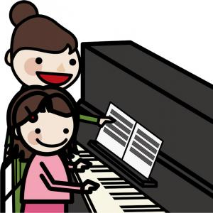 「どうしてピアノの先生になったの?」