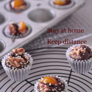 stay at home & keep distance