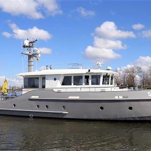 67フィート大型艇 ジャイロスタビライザーJW20