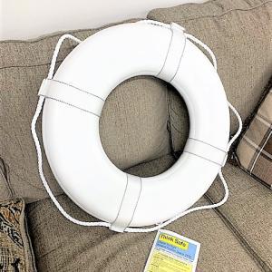 米国コーストガード認可の救命浮環が人気です!