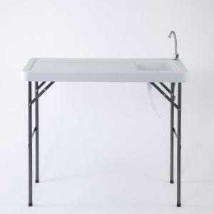 サマーセール第一弾 マリーナやガーデンにポータブルフィレテーブル