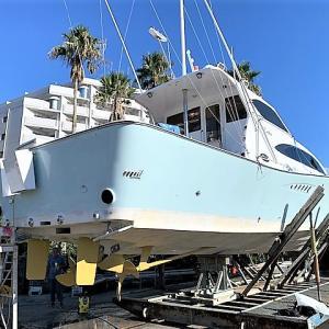 SSボート61スーパーフィッシャー  メンテナンス(2)