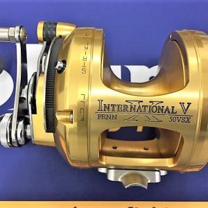 超特価 ペンインターナショナル 50VSX ドラグリール